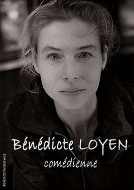 Bénédicte LOYEN  Comédienne par Bénédicte Paszkiewicz